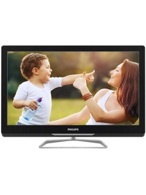 Philips 4000 60cm (24) Full HD LED TV(24PFL3951/V7K29/V7A29, 2 x HDMI, 2 x USB)