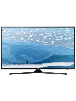 SAMSUNG 101cm (40) Ultra HD (4K) Smart LED TV(40KU6000, 3 x HDMI, 2 x USB)