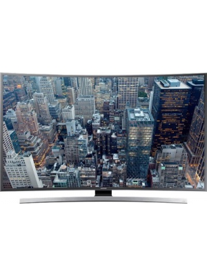 SAMSUNG 121cm (48) Ultra HD (4K) Smart, Curved LED TV(48JU6670, 4 x HDMI, 3 x USB)