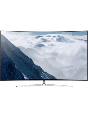 SAMSUNG 138cm (55) Ultra HD (4K) Smart, Curved LED TV(UA55KS9000KLXL, 4 x HDMI, 3 x USB)