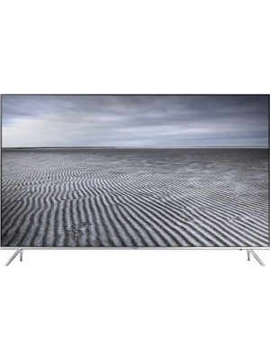 SAMSUNG 138cm (55) Ultra HD (4K) Smart LED TV(55KS7000, 4 x HDMI, 3 x USB)