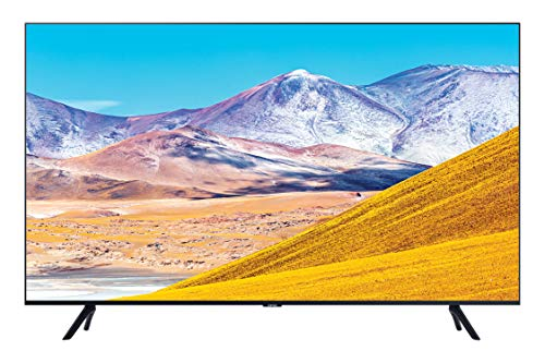Samsung 189 cm (75 inches) 4K Ultra HD Smart LED TV UA75TU8000KXXL (Black) (2020 Model)