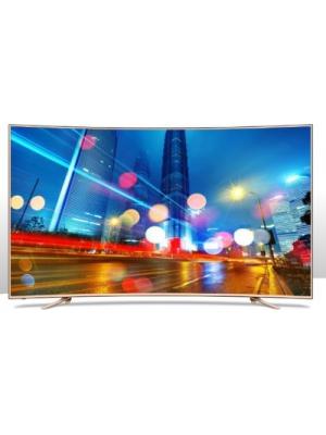 Sansui 139cm (55) Ultra HD (4K) Smart, Curved LED TV(SNC55CX0ZSA/UHDTVSNC55CX0ZSA, 3 x HDMI, 3 x USB