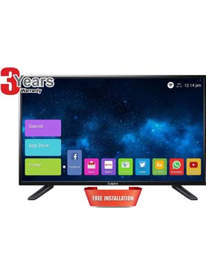 Sceptre ISMT45FHDV 43 Inch Full HD Smart Android LED TV