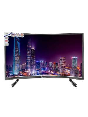 Senao LED32S321 32 Inch HD Ready Curve LED TV