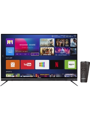 Shinco S65QHDR10 65 Inch Ultra HD 4K Smart LED TV