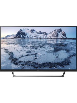 Sony 80.1cm (32) Full HD Smart LED TV(KLV-32W672E, 2 x HDMI, 2 x USB)