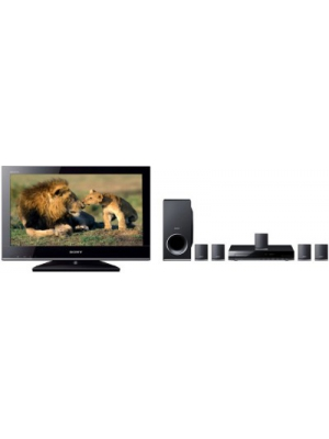 Sony Bravia (22) HD Ready LCD TV(KLV 22BX350 (Bundle Offer), 1 x HDMI, 1 x USB)