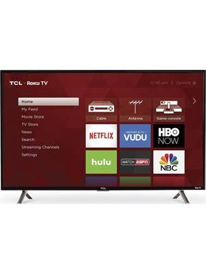TCL 40S305 40 Inch Full HD Roku Smart LED TV