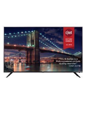 TCL 55C6 55 inch 4K Ultra HD Smart LED TV