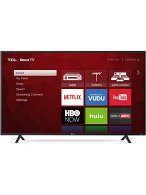 TCL S6 Series 40S62 40 Inch Full HD Smart LED TV