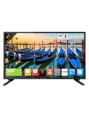 Thomson Series UD9 43TH6000 43 Inch Ultra HD 4K Smart TV