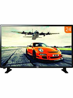 Usha Shriram UV-2410-24 24 Inch HD Ready LED TV