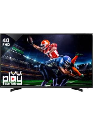 Vu 102cm (40) Full HD LED TV(40D6575, 2 x HDMI, 1 x USB)