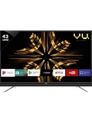 Vu 43SU128 43 Inch Ultra HD 4K LED Smart TV