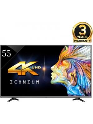 Vu 140cm (55) Ultra HD (4K) Smart LED TV(LTDN55XT780XWAU3D, 4 x HDMI, 3 x USB)
