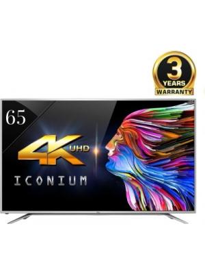 Vu 163cm (65) Ultra HD (4K) Smart LED TV(LTDN65XT780XWAU3D, 4 x HDMI, 3 x USB)