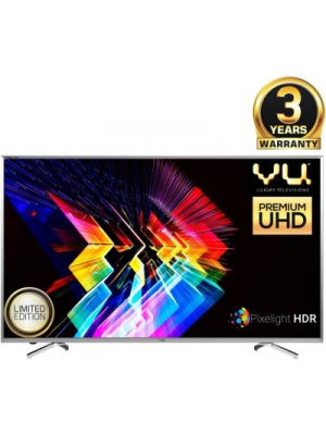 Vu 163cm (65) Ultra HD (4K) Smart LED TV(LTDN65XT800XWAU3D, 4 x HDMI, 3 x USB)