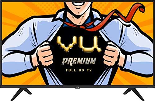 VU Premium 108 cm (43 Inches) Full HD Smart Android LED TV 43US (Black) (2020 Model)