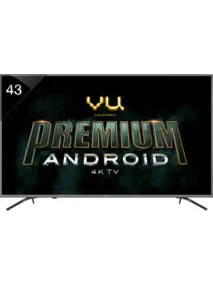 Vu Premium Android 43-OA 43 inch Ultra HD 4K Smart LED TV