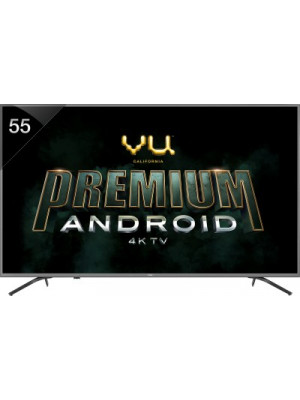 Vu Premium Android 55-OA 55 Inch Ultra HD 4K Smart LED TV
