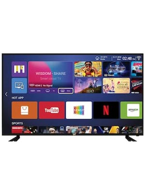 VW VW49Q 49 inch 4K Ultra HD Smart LED TV