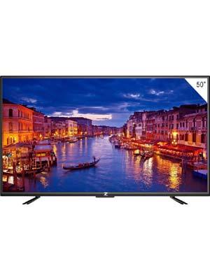 Zed Smart 50DTH701 50 Inch Ultra HD 4K Smart LED TV