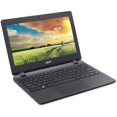 Acer Aspire ES Celeron Dual Core - (2 GB/500 GB HDD/Linux) NX.MRKSI.004 ES1-111 Netbook(11.6 inch, Diamond Black, 1.29 kg)