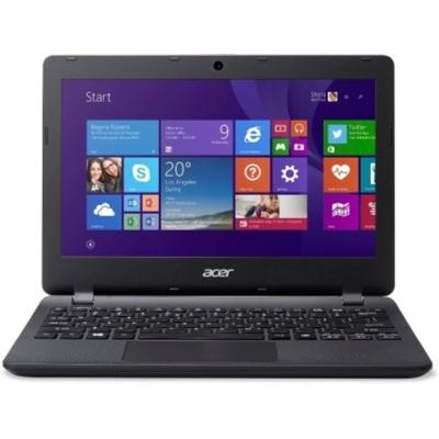 Acer E Series Celeron Dual Core - (2 GB/500 GB HDD/Windows 10 Home) NX.MYKSI.009 ES1-131-C8RL Netbook(11.6 inch, Diamond Black, 1.2 kg)