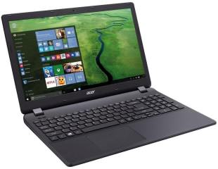 Acer Aspire ES1-523 (NX.GKYSI.001) Laptop (AMD Dual Core E1/4 GB/1 TB/Linux)