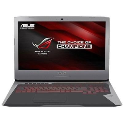 Asus ROG Core i7 - (16 GB/1 TB HDD/512 GB SSD/Windows 10 Home/8 GB Graphics) 90NB09V1-M06060 G752VY-GC489T Notebook(17.3 inch, Grey, 4.3 kg)