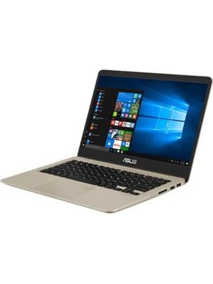 Asus VivoBook S14 Core i3 7th Gen - (8 GB/1 TB HDD/128 GB SSD/Windows 10 Home) S410UA-EB266T Thin and Light Laptop