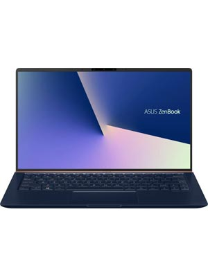 Asus ZenBook 14 UX433FN-A6052T Thin and Light Laptop(Core i7 8th Gen/8 GB/512 GB SSD/Windows 10 Home/2 GB)