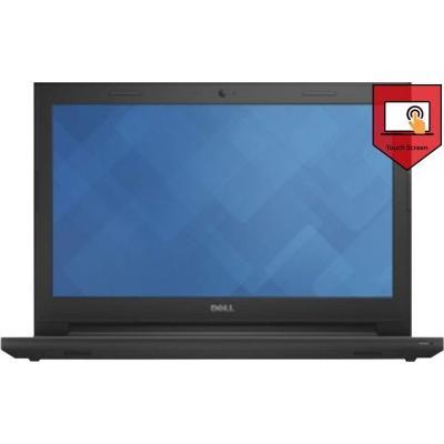Dell Inspiron 14 3442 Notebook (4th Gen Ci5/ 4GB/ 1TB/ Win8.1/ Touch/ 2GB Graph)(13.86 inch, Black)