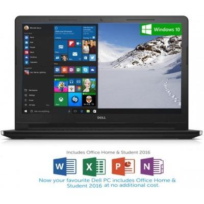 Dell Inspiron 3000 Core i3 - (4 GB/1 TB HDD/Windows 10 Home) Z565302SIN9 3558 Notebook(15.6 inch, Black)