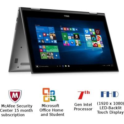 Dell Inspiron 5000 Core i7 - (8 GB/1 TB HDD/Windows 10 Home) Z564504SIN9 5578 2 in 1 Laptop(15.6 inch, Gray, 1.62 kg)