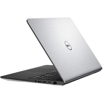 Dell Inspiron 5547 Notebook (4th Gen Ci5/ 4GB/ 500GB/ Win8.1/ 2GB Graph)(15.6 inch, Silver, 2.6 kg)