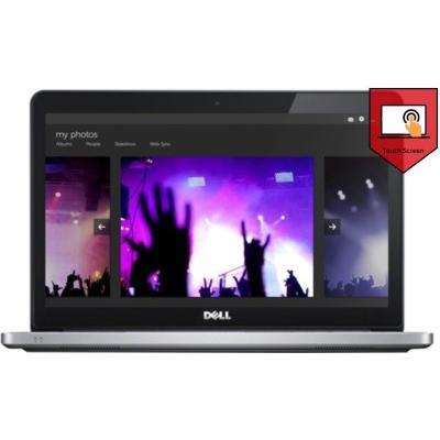 Dell Inspiron 7537 (Notebook) (Core i5 4th Gen/ 6GB/ 1TB/ Win8.1/ 2GB Graph/ Touch) (7537561TB2ST)(15.6 inch, SIlver, 2.6 kg)
