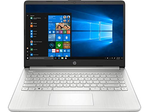 HP 14s dr1009tu 14-inch FHD Laptop (10th Gen Core i5-1035G1/8GB/512GB SSD/Windows 10 Home/MS Office/1.46 kg), Natural Silver