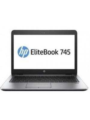 HP Elitebook 745 G3 1NW36UT Laptop (AMD Quad Core A10 Pro/8 GB/256 GB SSD/Windows 10)