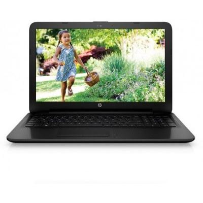 HP ac Core i5 - (4 GB/1 TB HDD/DOS) M9V01PA#ACJ 15-AC045TU Notebook(15.6 inch, Jack Black Colour With Textured Diamond Pattern, 2.14 kg)