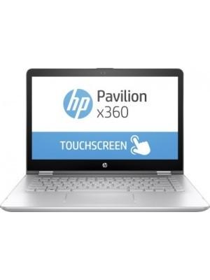 HP BA151TX Laptop (Core i3 7th Gen/4 GB/1 TB HDD/8 GB SSD/128 GB EMMC Storage/Win 10/2 GB Graphics)
