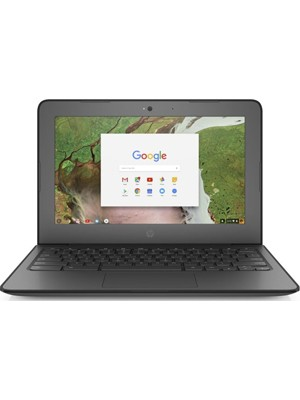 HP Chromebook 11 G6 Laptop (Intel Celeron 7th Gen/ 8GB RAM/ 64 GB eMMC/ Win 10)