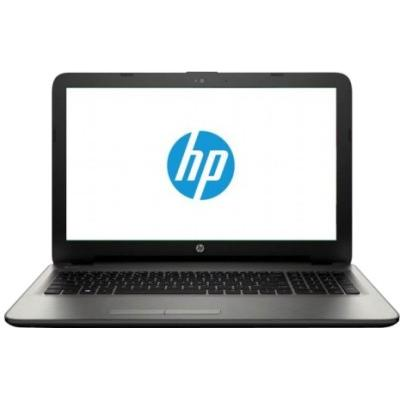 HP Core i3 - (4 GB/500 GB HDD/DOS/2 GB Graphics) M9V00PA#ACJ 15-ac025TX Notebook(15.6 inch, Turbo SIlver Color With Diamond & Cross Brush Pattern, 2.19 kg)