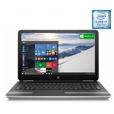 HP Core i7 - (8 GB/1 TB HDD/Windows 10 Home/4 GB Graphics) Y4F81PA 15-au118TX Notebook(15.6 inch, Natural SIlver, 2.03 kg)