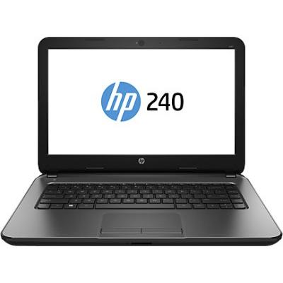 HP G3 Series Core i3 - (4 GB/500 GB HDD/DOS) K1C59PA 240 G3 Notebook(13.86 inch, Black, 2.1 kg)