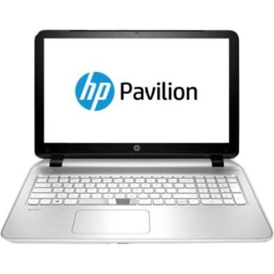 HP Pavilion 15-p018TU Notebook (4th Gen Ci3/ 4GB/ 1TB/ Win8.1) (J2C45PA)(15.6 inch, Imprint SNow White Color With Texture Linear Pattern, 2.44 kg)