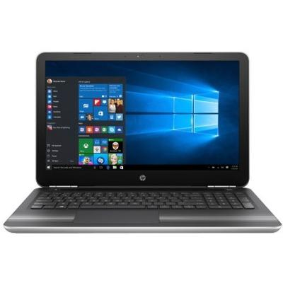 HP Pavilion Core i7 - (8 GB/1 TB HDD/Windows 10 Home/4 GB Graphics) W6T22PA 15-AU009TX Notebook(15.6 inch, Turbo SIlver, 2 kg)