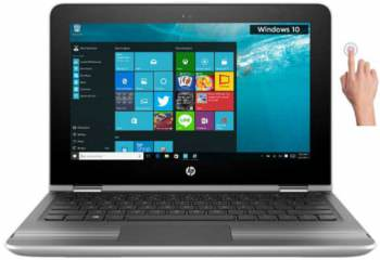 HP Pavilion x360 11-u107tu (Z4Q48PA) Laptop (Core i3 7th Gen/4 GB/1 TB/Windows 10)