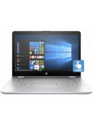 HP Pavilion x360 14-BA153TX 3KW66PA Laptop (Core i7 8th Gen/8 GB/1 TB/Windows 10/4 GB)